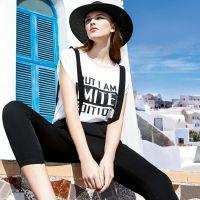 品牌折扣亮点国际时尚夏季女装库存尾货