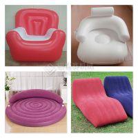 PVC充气沙发塑胶成型机 四川工厂直销 便携充气座椅高频热合机价格