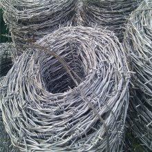 刺绳 镀锌刺绳 刀片刺网