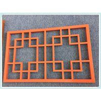 温江方管焊接窗花 氟碳铝屏风实力订制