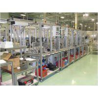 全自动音响组装流水线 电子产品自动组装设备 非标自动化流水线