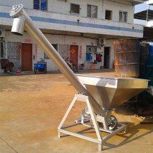 [都用]大米装料仓提升机 祁阳县螺旋提升机 粮食装车绞龙上料机