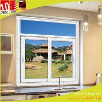 80系列隔热断桥铝合金门窗 厂家直销家居窗户 木纹转印推拉窗