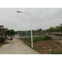 内江市钢标户外路边灯杆 灯杆能监控能WiFi 优质信号灯柱采购/价格