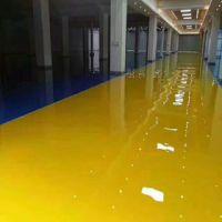 济南长清五遍工艺环氧砂浆地坪漆可用八年