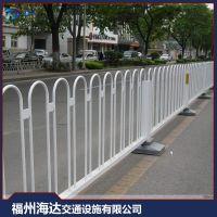 厂家实体销售江西九江市政道路隔离栏价格低品质好