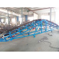 冀州市 供应 六九重工 螺旋提升机 收粮点装车机 移动式伸缩式带式输送机