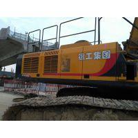 贵州高铁全面开工 兴义出租一台徐工360旋挖钻机