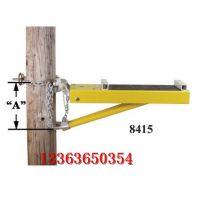 带电绝缘安全作业工具 8401-A 电线杆工作平台 汇能