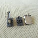 无线充电专用款 3.1TYPE-C 16P母座沉板0.8MML=7.35 快充连接器