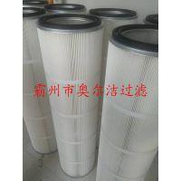 厂家直销320X1200除尘滤筒生产 批发 大量滤筒