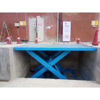 装货柜用什么升降机 鸿力定做上货平台 深圳保税区液压升降台