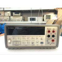 进口惠普HP34401A数字万用表直流电流 10m A-3A量程 美国进口