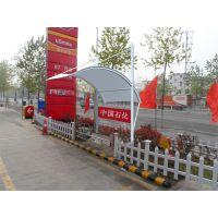 深圳张拉膜结构|300平米膜结构工程|加油站膜结构建筑|奥鼎膜结构公司