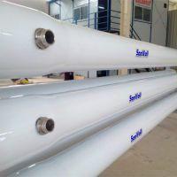 雄安新区玻璃钢膜壳 水处理设备 反渗透设备 ro膜壳 科力公司品质优 服务好