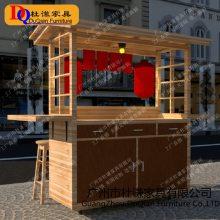 移动售货车广州售货亭厂家