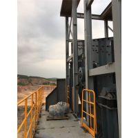 山东机制砂设备钢结构生产厂家-三维钢构
