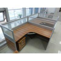 各种办公室屏风办公桌铝合金型材价格优惠定制 供应屏风铝材