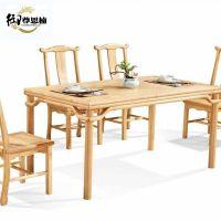 优质家具批发 禅意家具直销 禅意家具餐桌