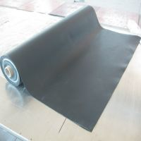 厂家定制 黑色防静电橡胶板 双色抗静电 丁腈橡胶板