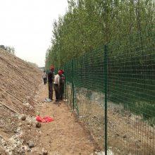 深圳铁丝网公路围挡 梅州人行道马路防护网 东莞公路护栏网现货
