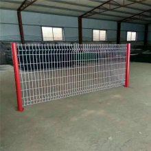 绿化带围栏 护栏生产厂家 围墙栅栏多少钱