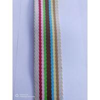 多彩织带、箱包带、打散可做流苏等,涤纶