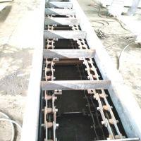兴运机械 山东双环链埋刮板机 固定型粮食输送机