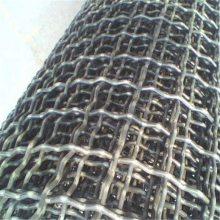 矿用轧花网厂家 钢轧花网 选煤振动筛