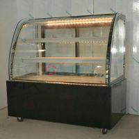 甜品店使用的蛋糕保鲜柜哪里有卖的_1.5米蛋糕柜的价格是多少钱
