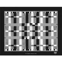 AR和分辨率光圈特性测试卡