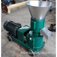 养殖饲料颗粒机 电柴两用粮食造粒机