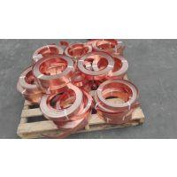 大量现货 可定制加工 优质紫铜带 T3高精度环保纯紫铜带