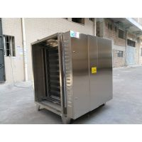 佛山工业废气处理油烟净化器设备万宏环保