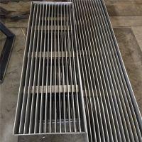耀恒 厂家定做304#不锈钢排水格栅 316不锈钢排水沟盖板