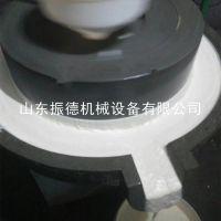 纯天然白色砂岩石电动石磨 振德 香油花生酱石磨机