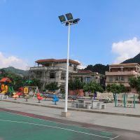 衡水市高杆照明灯的改造是多少 含地笼篮球场电线杆批发