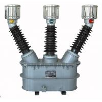 红光电气三相三线35KV户外高压计量箱JLS-35