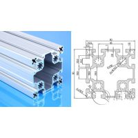 启域铝型材规格齐全直销欧标9090W流水线工业铝合金