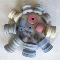 定制陶瓷SG非标异形修整砂轮磨头