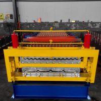 直销誉都机械厂840850型全自动双层压瓦机