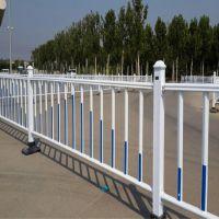 厂家供应喷塑市政防护围栏 马路城市交通设施pvc道路中央隔离护栏