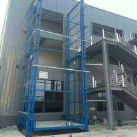 北海厂房液压式升降货梯规格 固定式导轨升降机