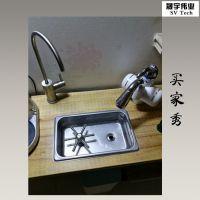 洗杯器 奶缸奶盅酒杯茶杯烧杯冲洗机器 节能零电 自来水本身压力