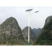 好恒照明新农村led路灯8米a字臂路灯杆小区庭院灯6米户外太阳能道路灯灯头高杆灯