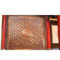北京铜升铜艺背景墙价格