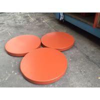 米奇(迪士尼)形象标识牌圆形2.0mm铝单板加工厂订做