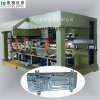 豪精空调底板全自动点焊生产线SMD40