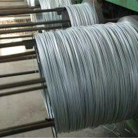厂家直销圆形冷镀锌热镀锌大棚葡萄架专用铁丝光亮丝捆绑扎铁线扎带丝