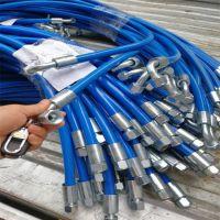 厂家直销尼龙管 耐高温高压耐寒耐磨损绝缘套管